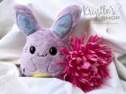 Little Bunny Mummel [purple/yellow]