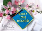 Baby On Board [blue]